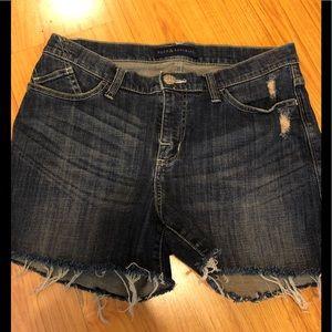Rock n Republic cutoff jeans; size 12